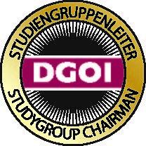 Logo DGOI Studiengruppenleiter